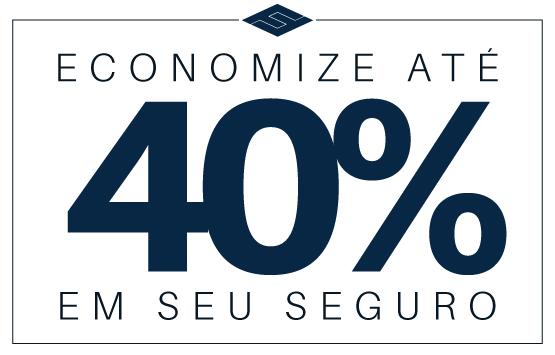 Economize até 40% em seu seguro